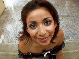 Hluboký orální zážitek s jednou latino kráskou - freevideo