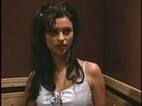 Žhavé lesbické splanutí ve výtahu - freevideo