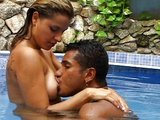 Latino coura inkasuje dvojitou slast - freevideo
