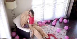 Valentýnský šuk s medvědem - freevideo