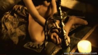 Černošká eotická tanečnice - freevideo