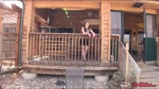 Pořádná hoňka od zrzečky - freevideo